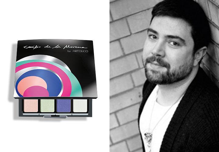 Emilio de la Morena Artdeco Beauty Box