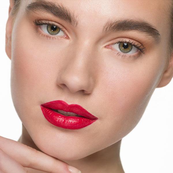 End-Look des Lippen größer schminken von ARTDECO