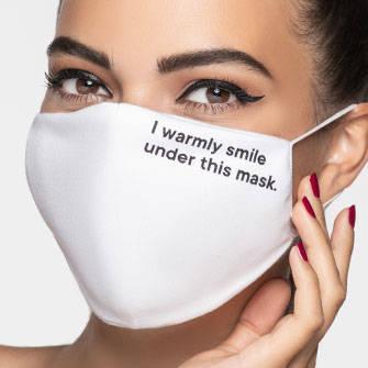 Smudge Proof Face Mask Makeup