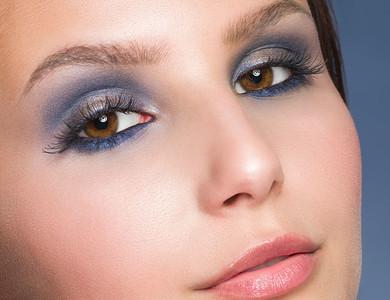 Blaues Augen Make-up Schminktipp von ARTDECO