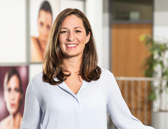 Bettina Radrich Head of Human Resources ARTDECO cosmetic Group
