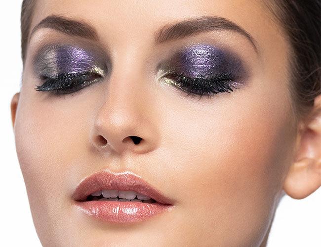 Der finale Look des Glamour Looks von ARTDECO