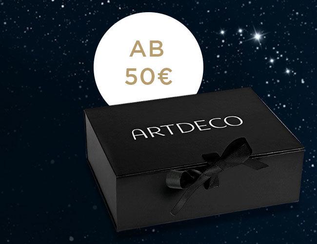 Geschenkbox von Artdeco