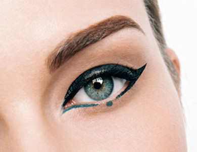 Click here for the makeup tip How to apply eyeliner by ARTDECO